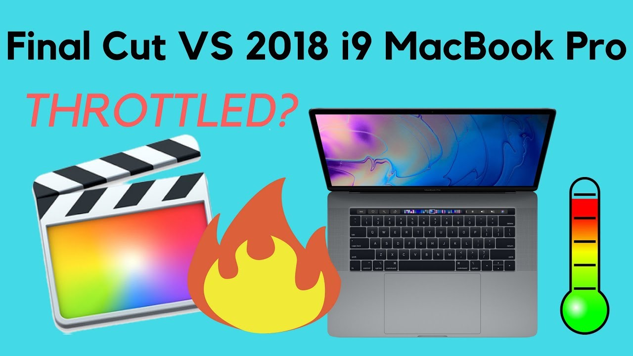 2018 i9 MacBook Pro throttling discussion [merged] | Page 40
