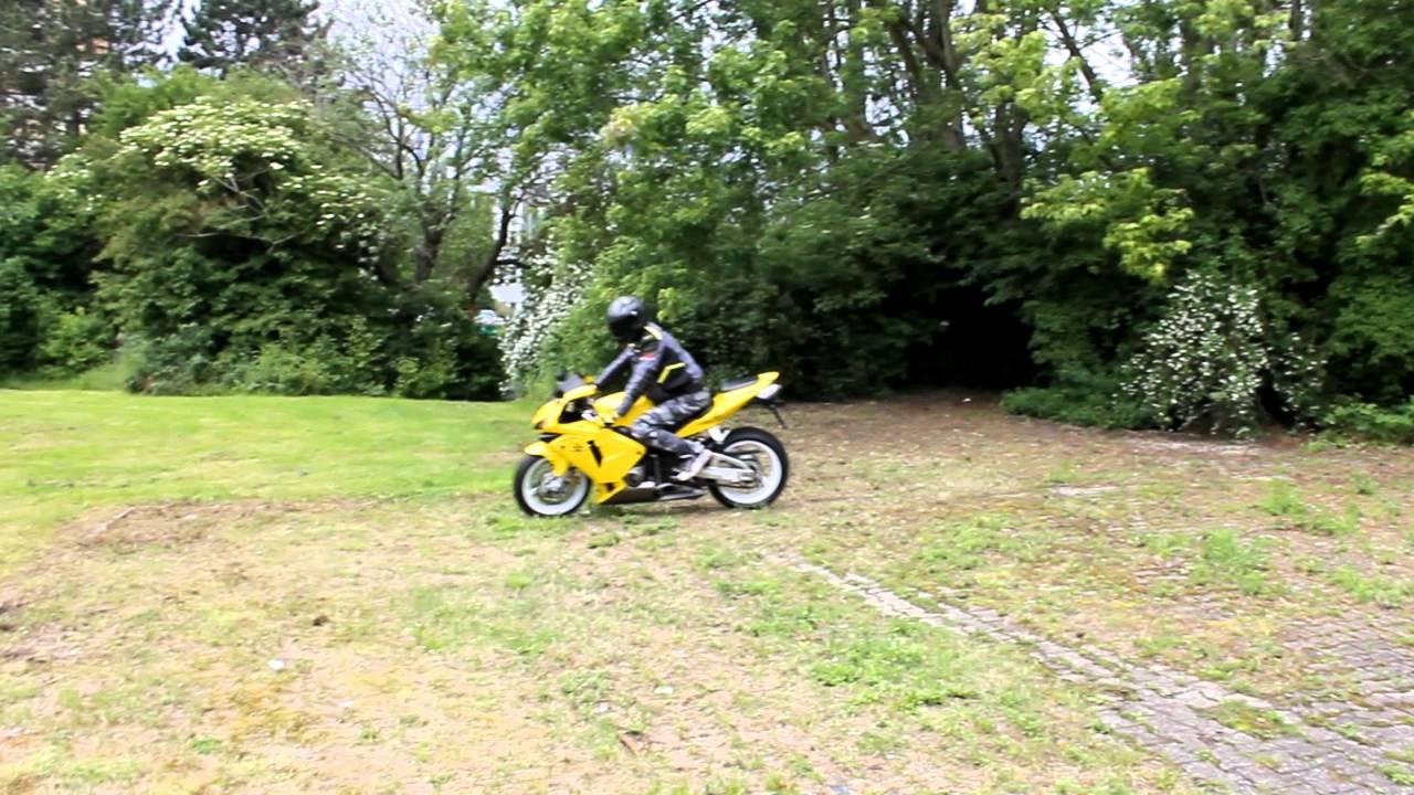Honda Cbr 600 Rr Kassel Oleg Zaikin Youtube