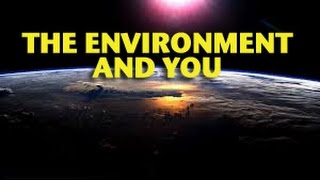 The Environment and You -ETCG1