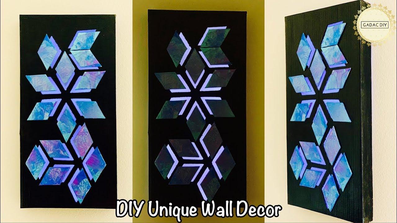Diy Wall Decor Gadac Diy Decoration Ideas Wall Hanging Craft Ideas Diy Crafts Home Decor Ideas