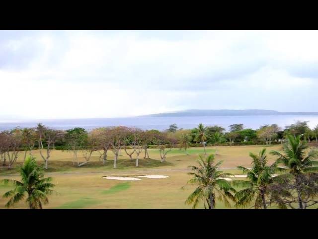 Saipan Coral Ocean Point Resort の朝