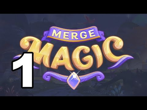 "Merge Magic! - 1 - ""Magical Merging"""