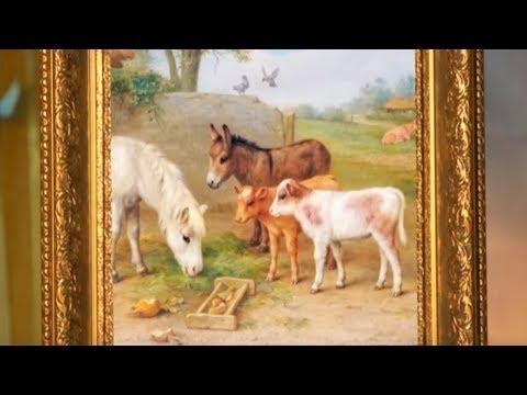 История искусств вместе с Хрюшей - АНИМАЛИСТЫ - Детям об искусстве
