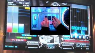 BEATMANIA IIDX 17 SIRIUS - GOLDEN CROSS ANOTHER 手元付き