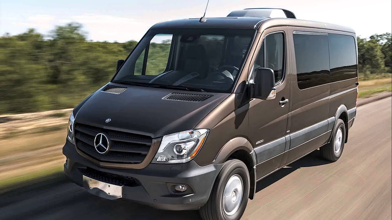 mercedes benz sprinter 2015 model youtube. Black Bedroom Furniture Sets. Home Design Ideas