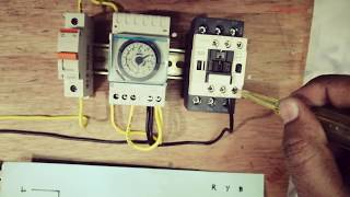 Download Street Light Timer Setting Connection With
