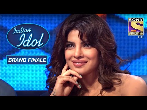 Priyanka ने Abhijeet के Performance को किया Appreciate! | Indian Idol Season 5 | Grand Finale