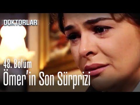 Ömer'in Zeynep'e son sürprizi - Doktorlar 48. Bölüm