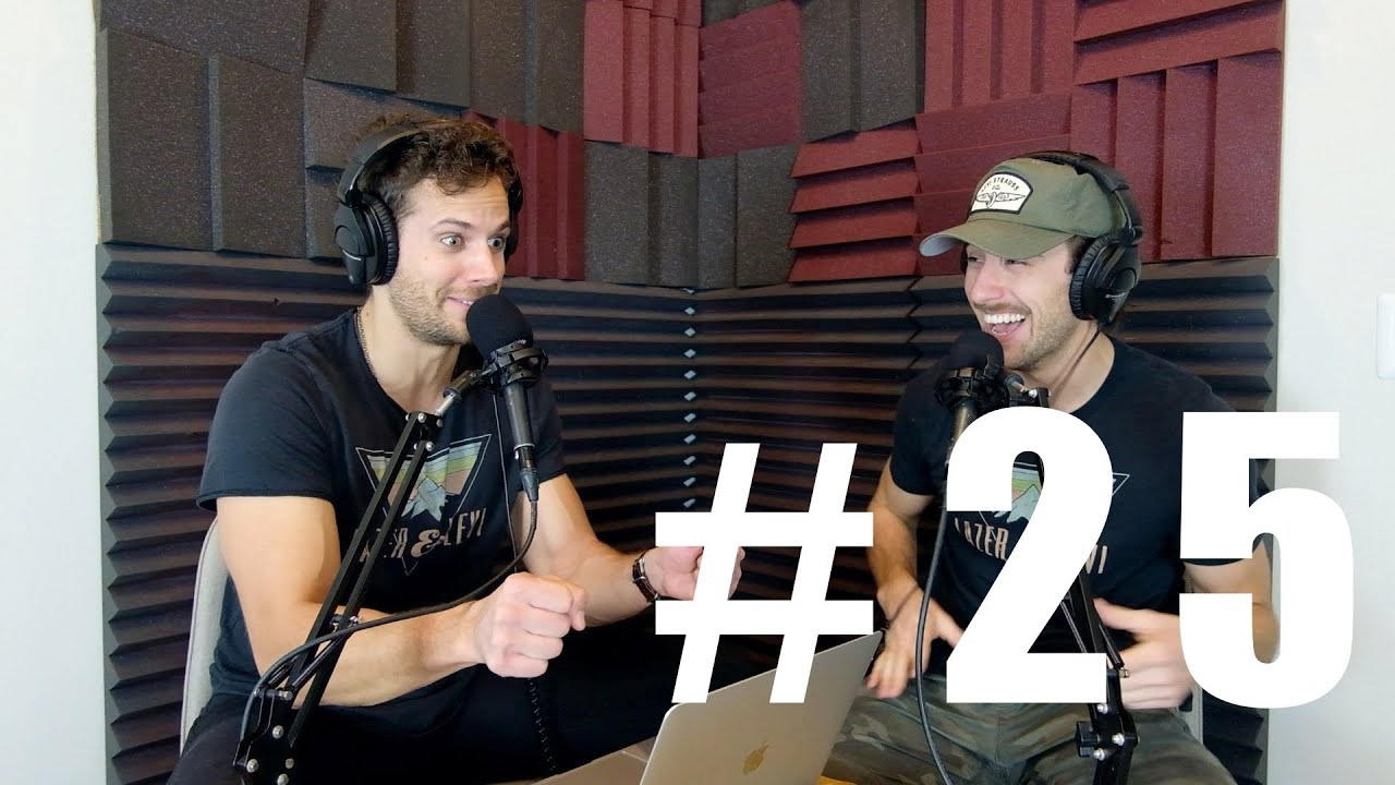 Those Boys From Colorado - Ep.25 The Lazer and Levi Show