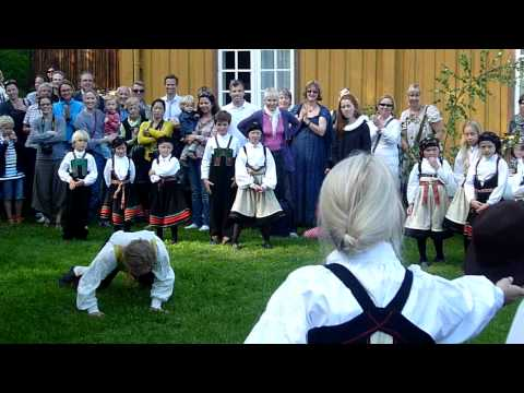 Norwegian Folk Dance-Hat Dance