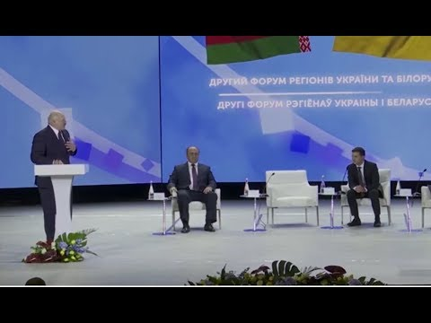 Лукашенко Путина испугался