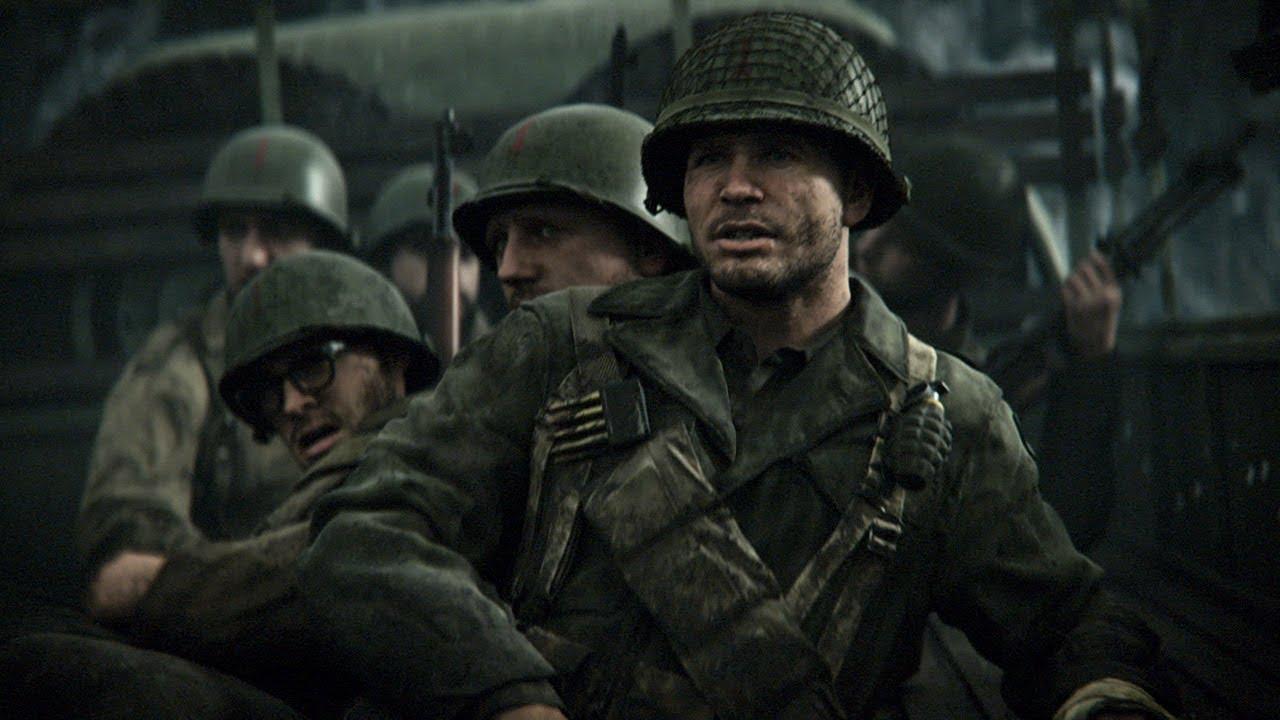 Call of Duty®: WWII - Oficjalny zwiastun kampanii fabularnej [POL]