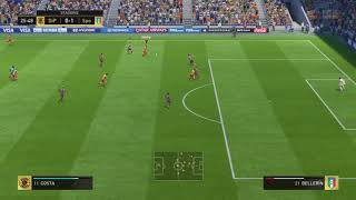 FIFA 18 Sarrismo Gioia e rivoluzione