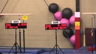 Payton level 1 Gymnastics Meet (age 5)