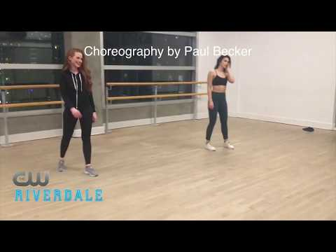 Download Youtube: Camila Mendes and Madelaine Petsch dance rehearsal for Riverdale