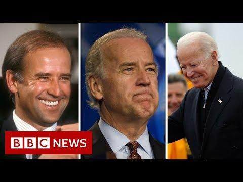 Joe Biden: Third time lucky in 2020 US president election?- BBC News