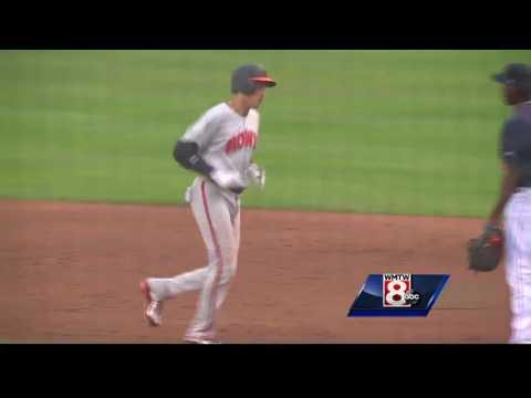 Ryan Flaherty rehabs in Portland as Sea Dogs beat Bay Sox