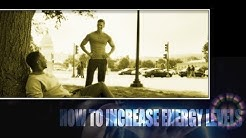 How to Increase Your Energy Levels: A Comprehensive Guide