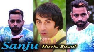 SANJU Movie Spoof   Ranbir Kapoor   Bollywood Spoof   BangSHIT