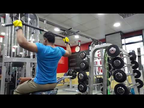 Bulkers Gym Workouts Trailer 20.11.2017