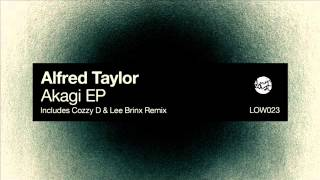 Alfred Taylor - Anymore (Cozzy D & Lee Brinx remix)