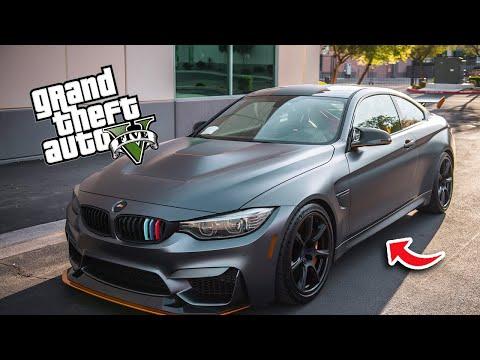GTA 5 GERÇEK HAYAT 2 !!! - Sonunda Yeni Araba BMW M4 🤩 #8