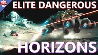 Elite Dangerous Horizons Gameplay PC HD [60FPS/1080p]