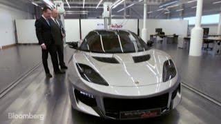 Lotus is Betting Big on New CEO and One Car