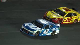 Larson, Logano Tangle In All-Star Race