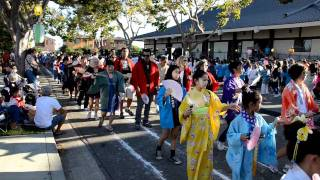 Obon Odori, Gardena Buddhist Church, Obon Festival 8/5/11 #2