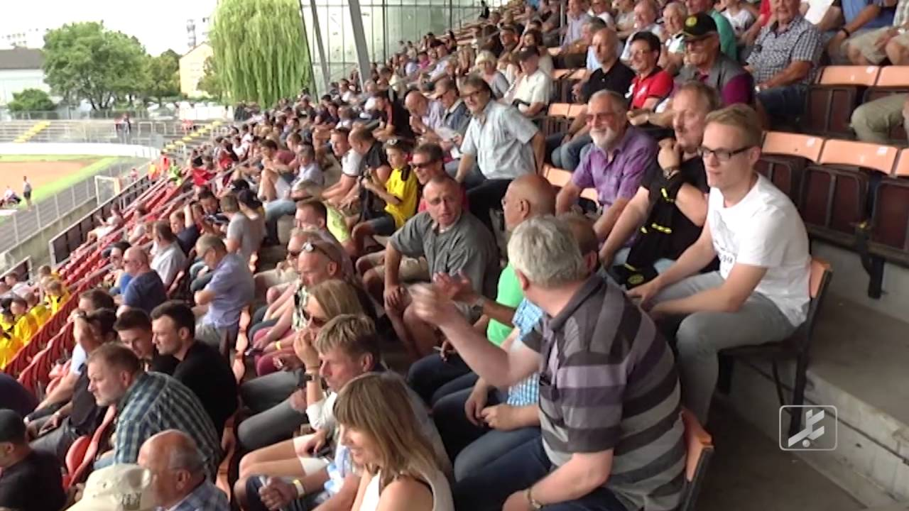 Spvgg Bayreuth Fc Bayern München Ii Regionalliga Bayern 201617 7 Spieltag