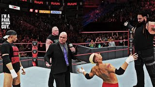 3 Times Joining Factions/Making Powerful Alliances in WWE 2K Career Series via Cutscenes!