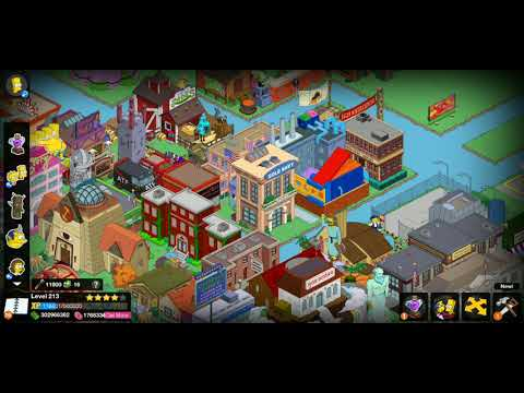 The Simpsons Tapped Out  Get Free Donuts And Cash 2018