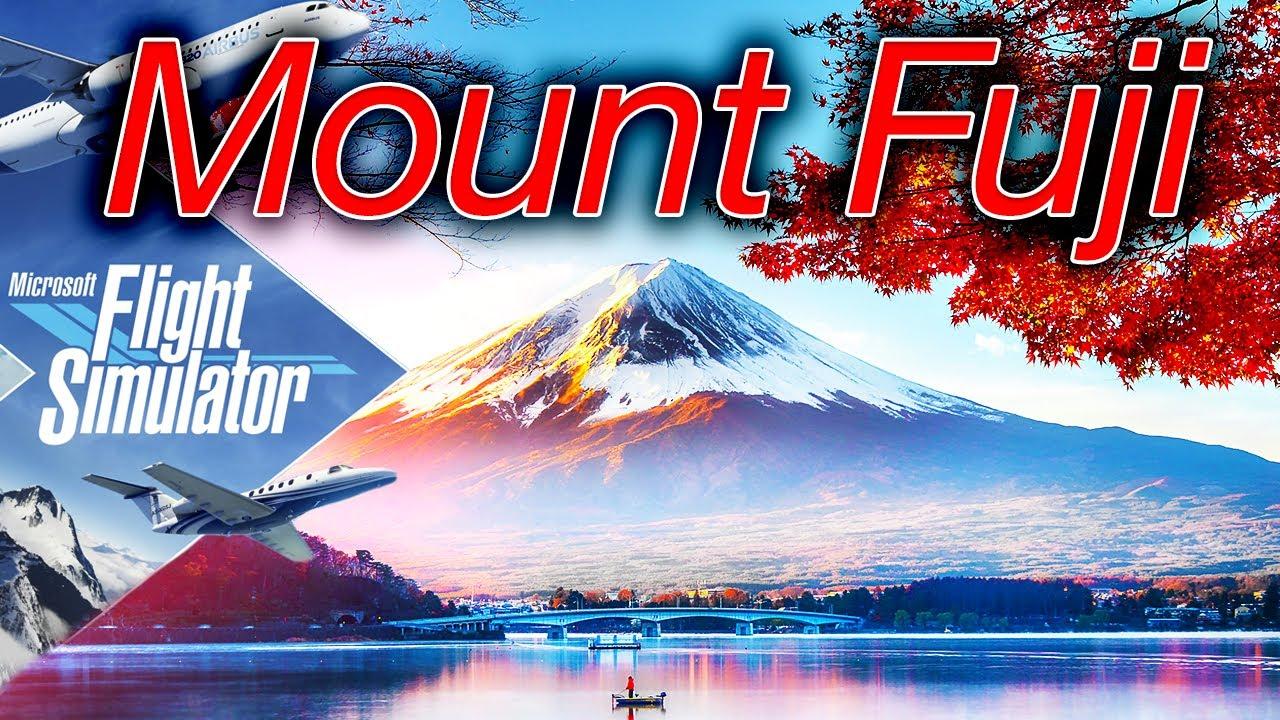 [🔴4K] Mount Fuji Discovery Flight | MSFS