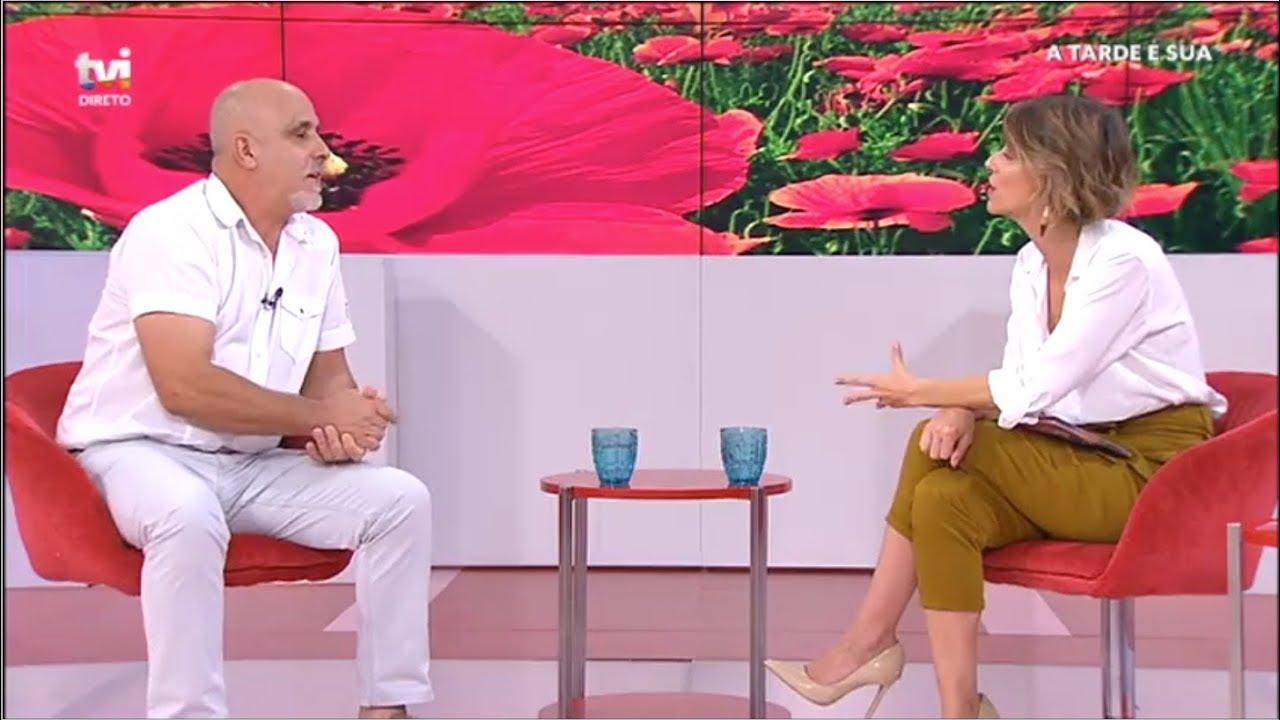 Testemunho de Daniel Andrade - A Tarde é Sua TVI