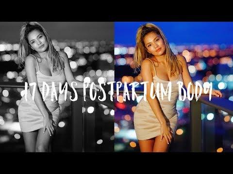17 Days Postpartum Body Update | Vlog 094 By Sunina Young