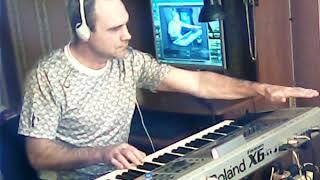 �������� ���� Возможности синтезатора Roland Fantom X6 в стиле электронной музыке ������