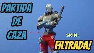 Filtered Game Of Hunt Skin - Fortnite Season 6