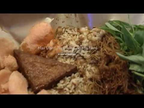 Nasi Ulam, Traditional Jakarta Food