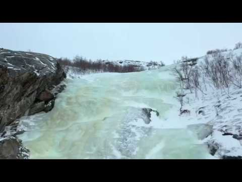 Northern Norway Mini Glacier