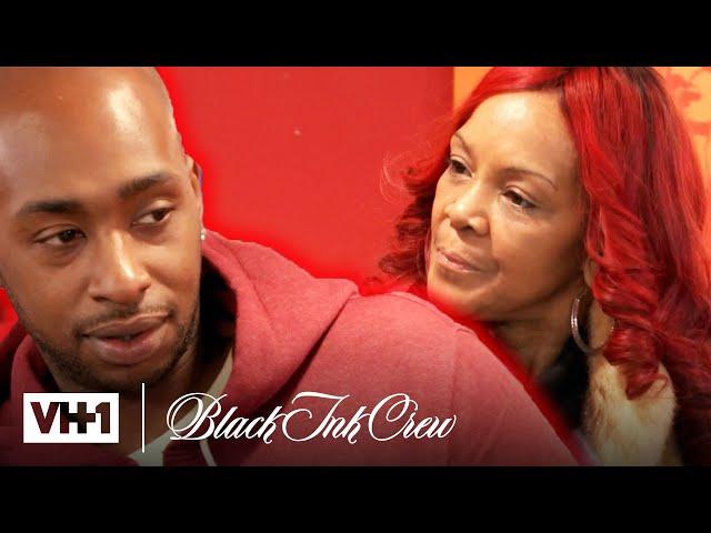 Love & Hip Hop\'s Mama Jones Stops By | Black Ink Crew