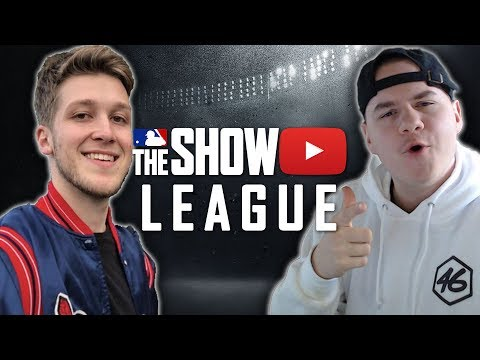 Koogs vs. Fuzzy! MLB The Show YouTube League Game 1 (MLB The Show 18 Diamond Dynasty)
