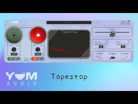 LoFi Tapestop by Yum Audio
