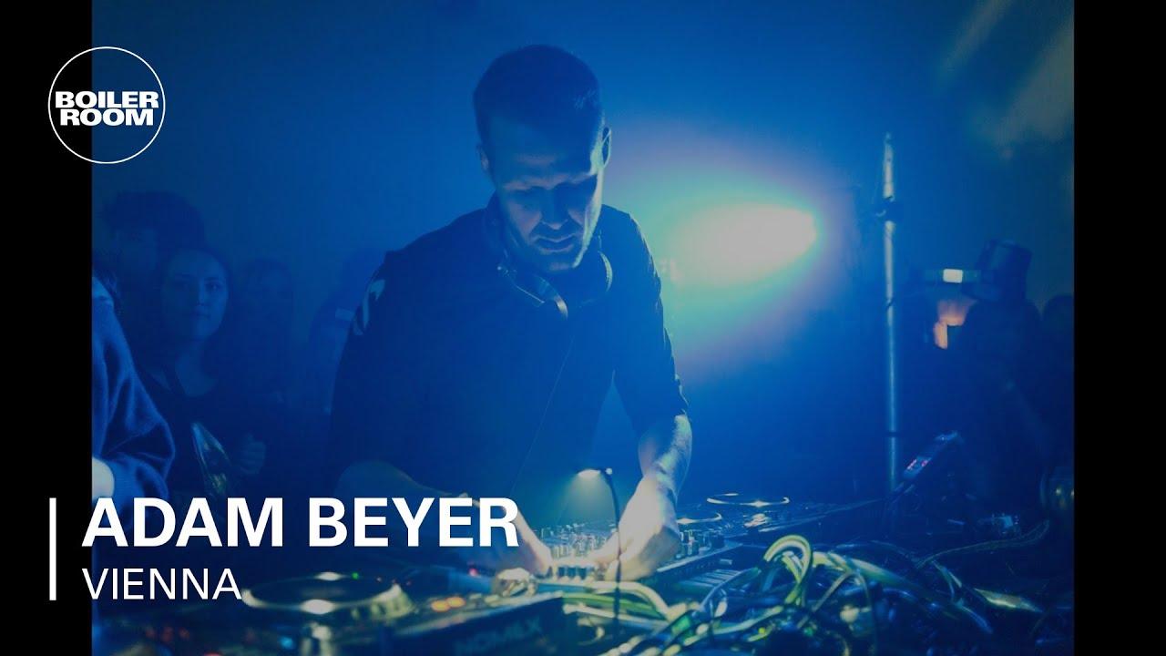 Adam X Boiler Room