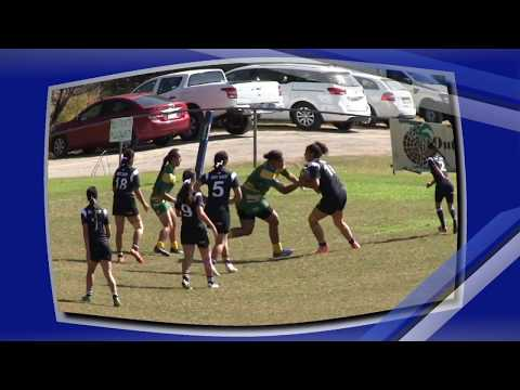 QSSRL U14-15 Girls Rugby League Final Day Highlights 2017