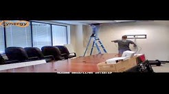 Time Lapse: Audio Video Installation of Small Conference Room