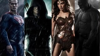 Justice League trailer (fan made)