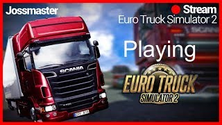 EURO TRUCK SIMULATOR 2 FRANCE DLC !! COME SAY HI ! ROAD TO 4k HOURS!!