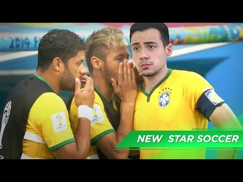 RESERVA DO NEYMAR !!! - New Star Soccer #18