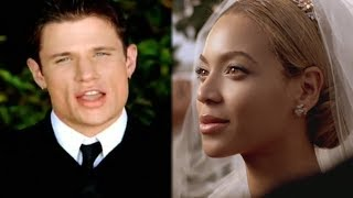 11 Celebs Who Got Married In Music Videos